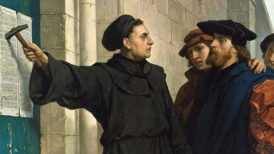 The Protestant Reformation-1500-22