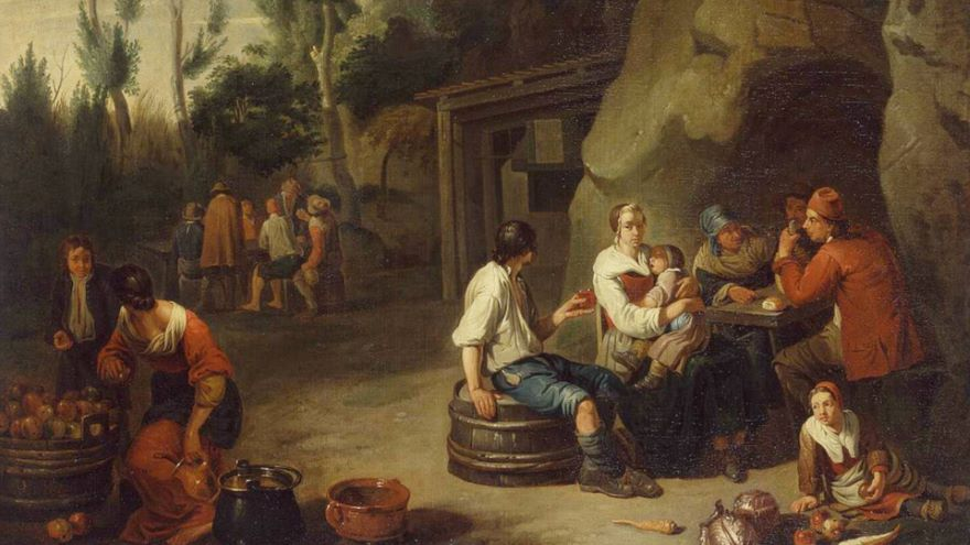 Life Under the Ancien Regime-1689-1789