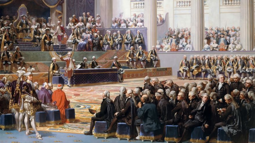 The French Revolution-1789-92