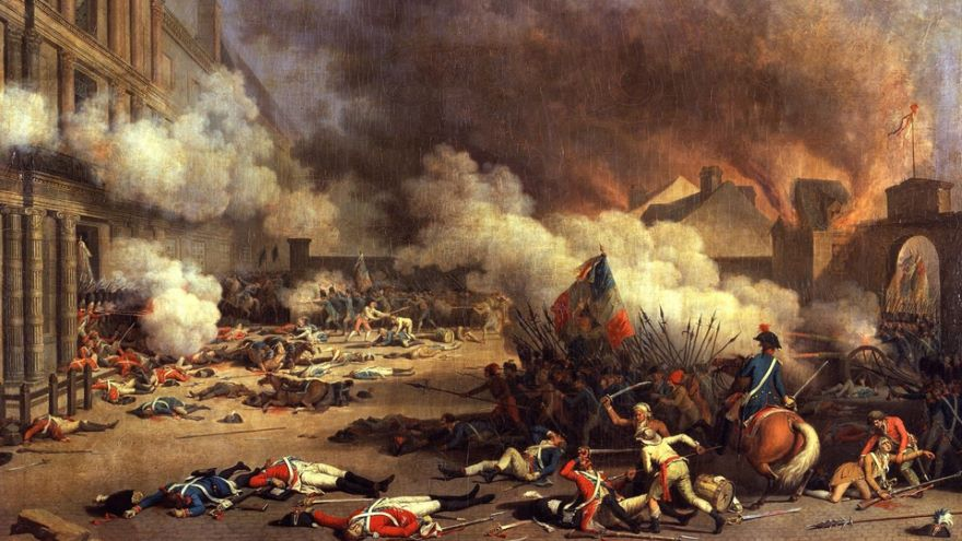 The French Revolution-1792-1803
