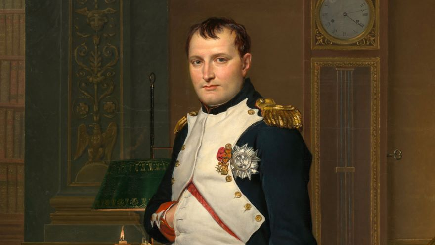 The Napoleonic Empire-1803-15
