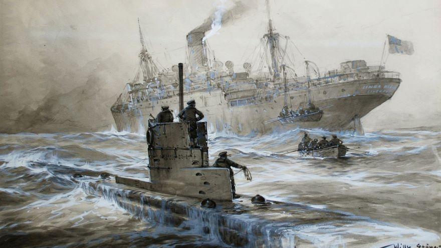 Breaking the Deadlock-1915-17