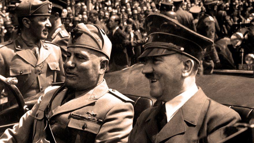 Fascist Italy, Nazi Germany-1922-36