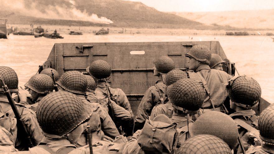 World War II-1942-45