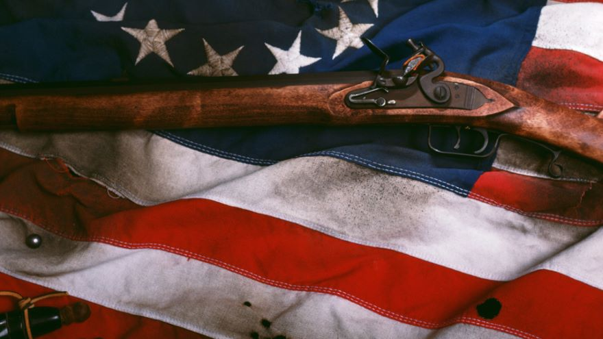 America: Forged in War