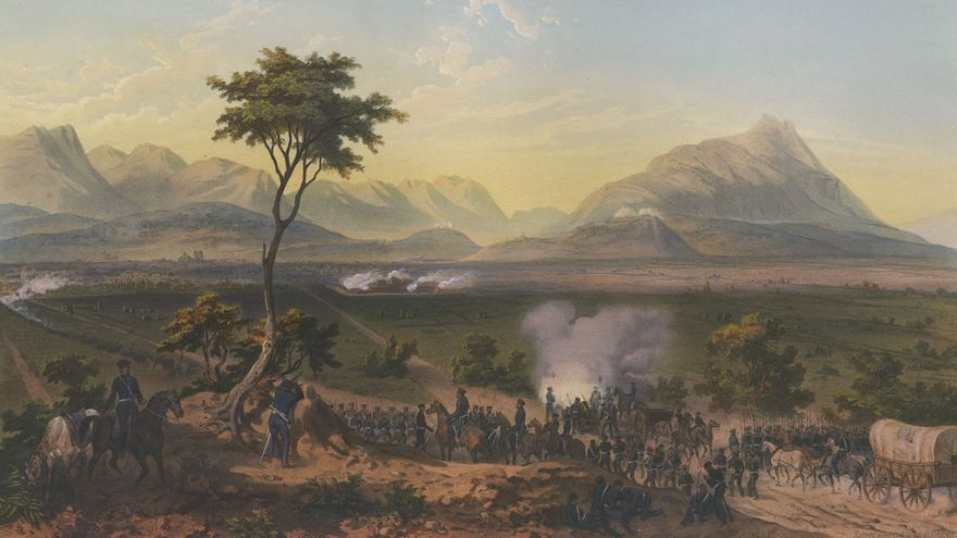 The Mexican-American War of 1846–1848