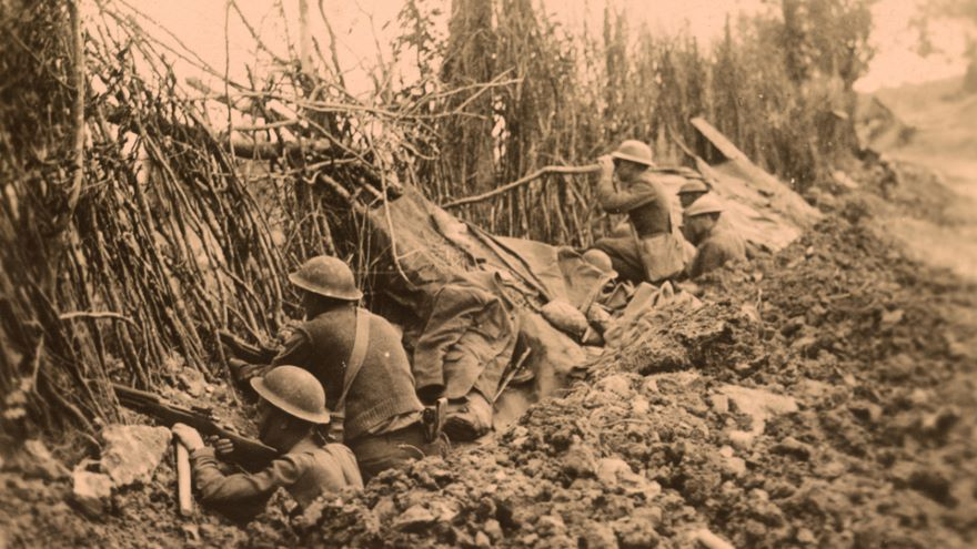 American Expeditionary Forces: 1917–1918
