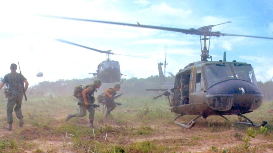 The United States Enters Vietnam