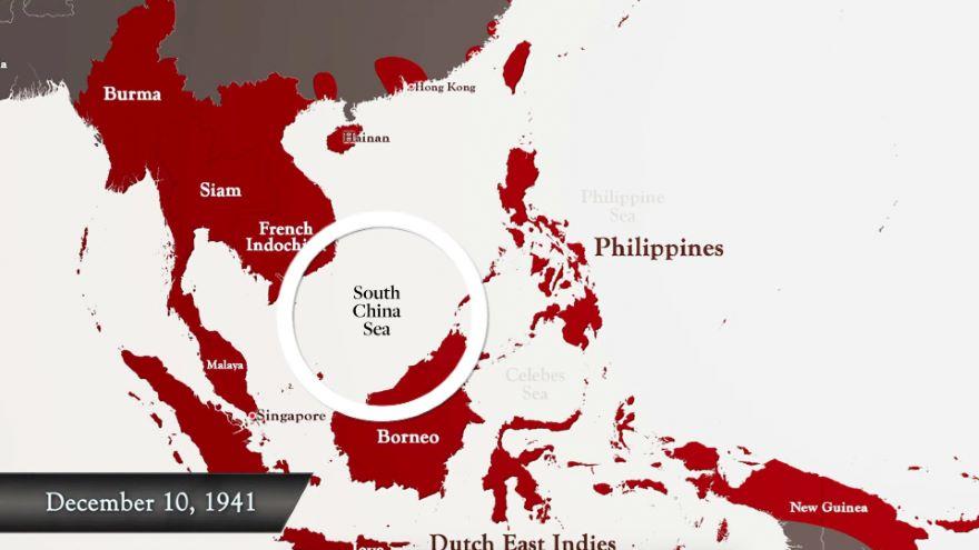 Japan Moves South, December 1941–May 1942