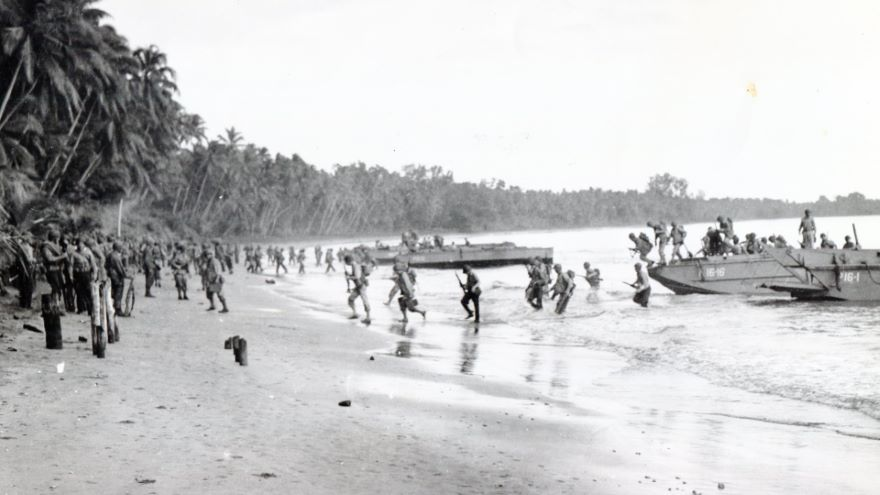 The US Leaps to the Marianas, June 1944