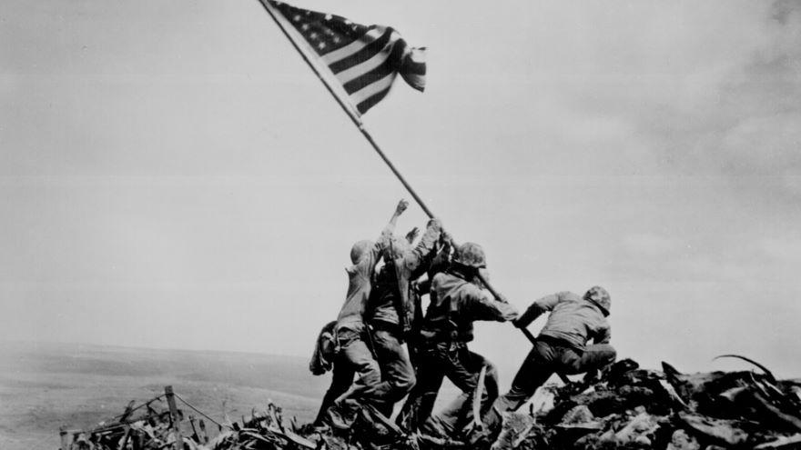 Battle for Iwo Jima, February–March 1945
