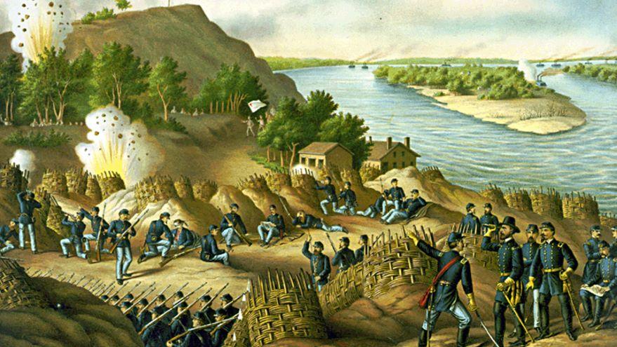 Vicksburg, Port Hudson, and Tullahoma