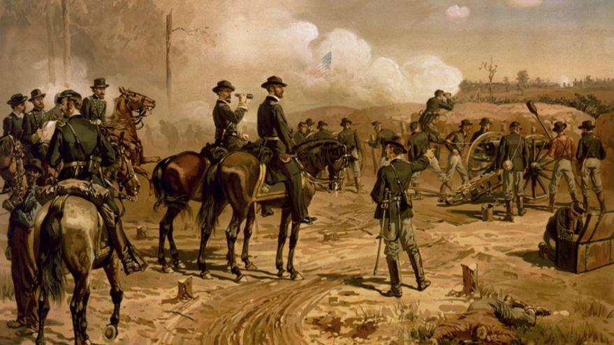 Sherman versus Johnston in Georgia