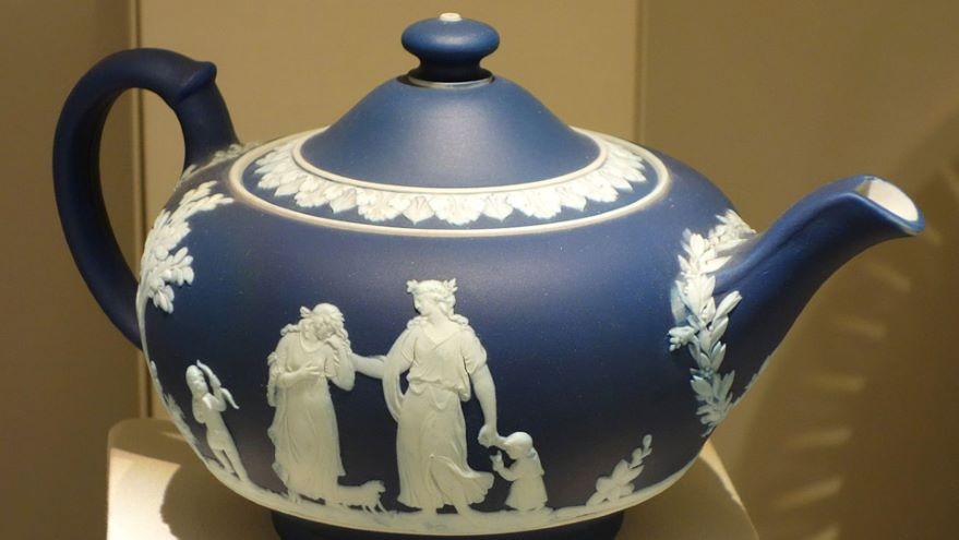 Wedgwood and the Pottery Business