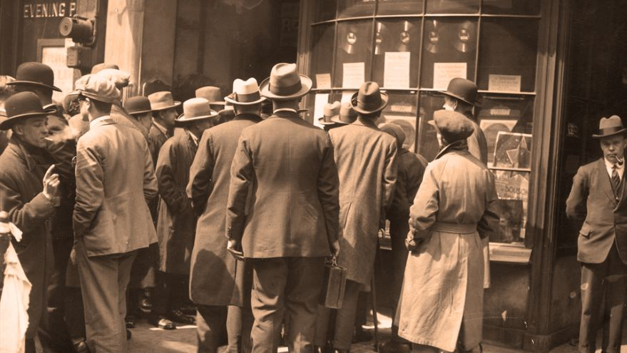 Expansion and the Great Depression