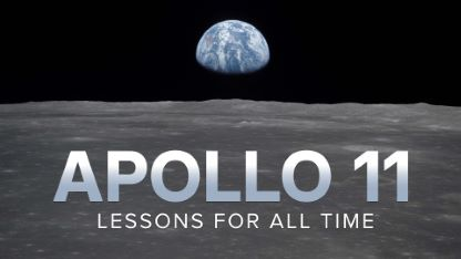 Apollo 11: Lessons for All time