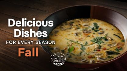 Delicious Dishes for Every Season: Fall