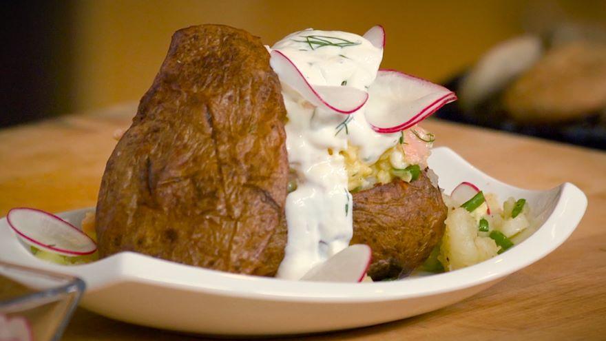 Reupholstered Potatoes