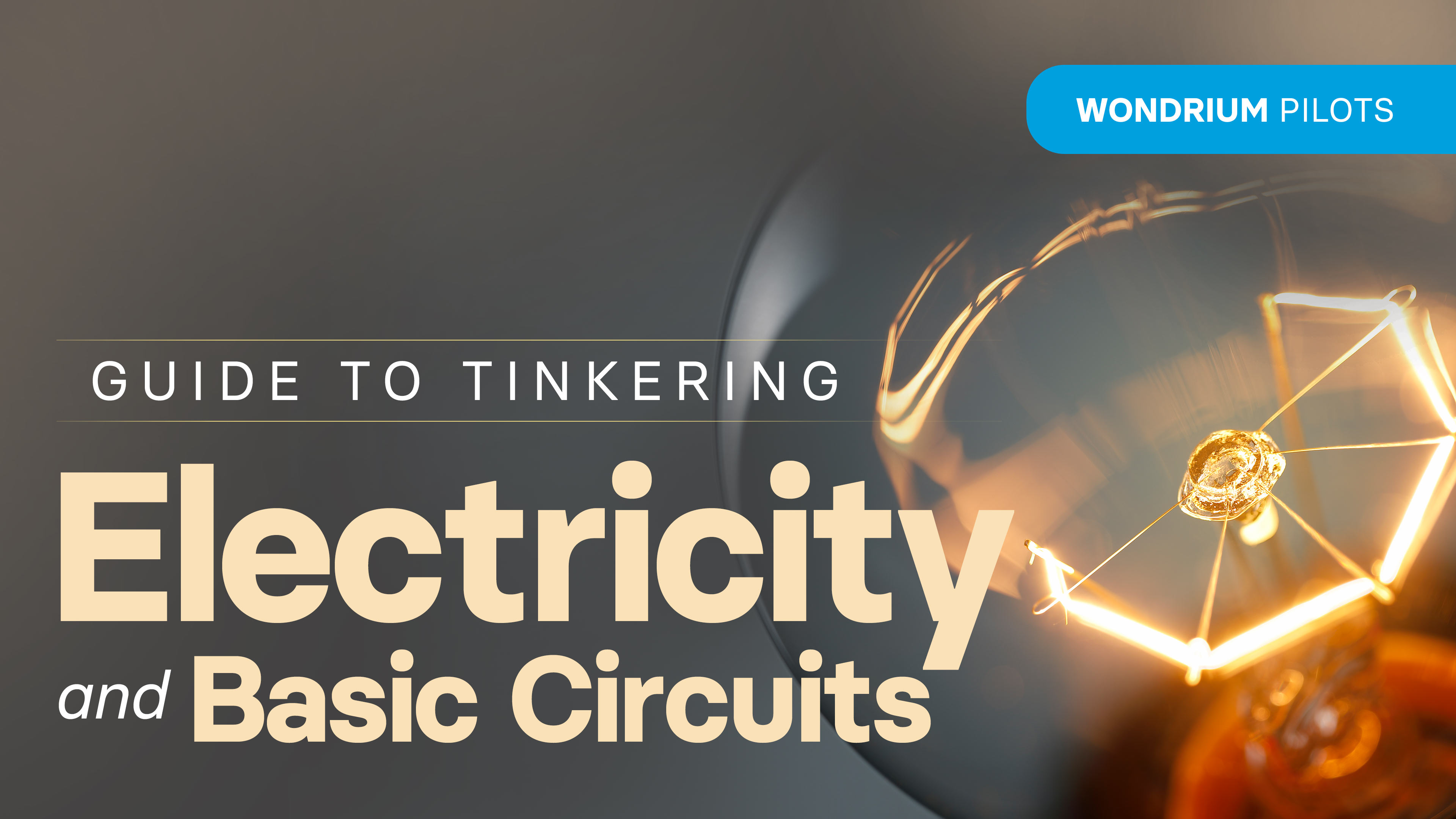 Guide to Tinkering: Electricity and Basic Circuits
