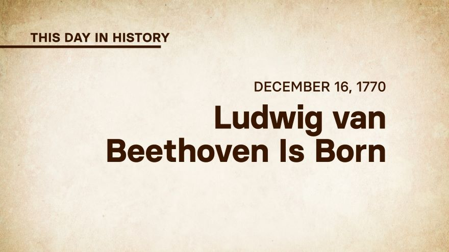 December 28, 1065: Westminster Abbey Is Consecrated