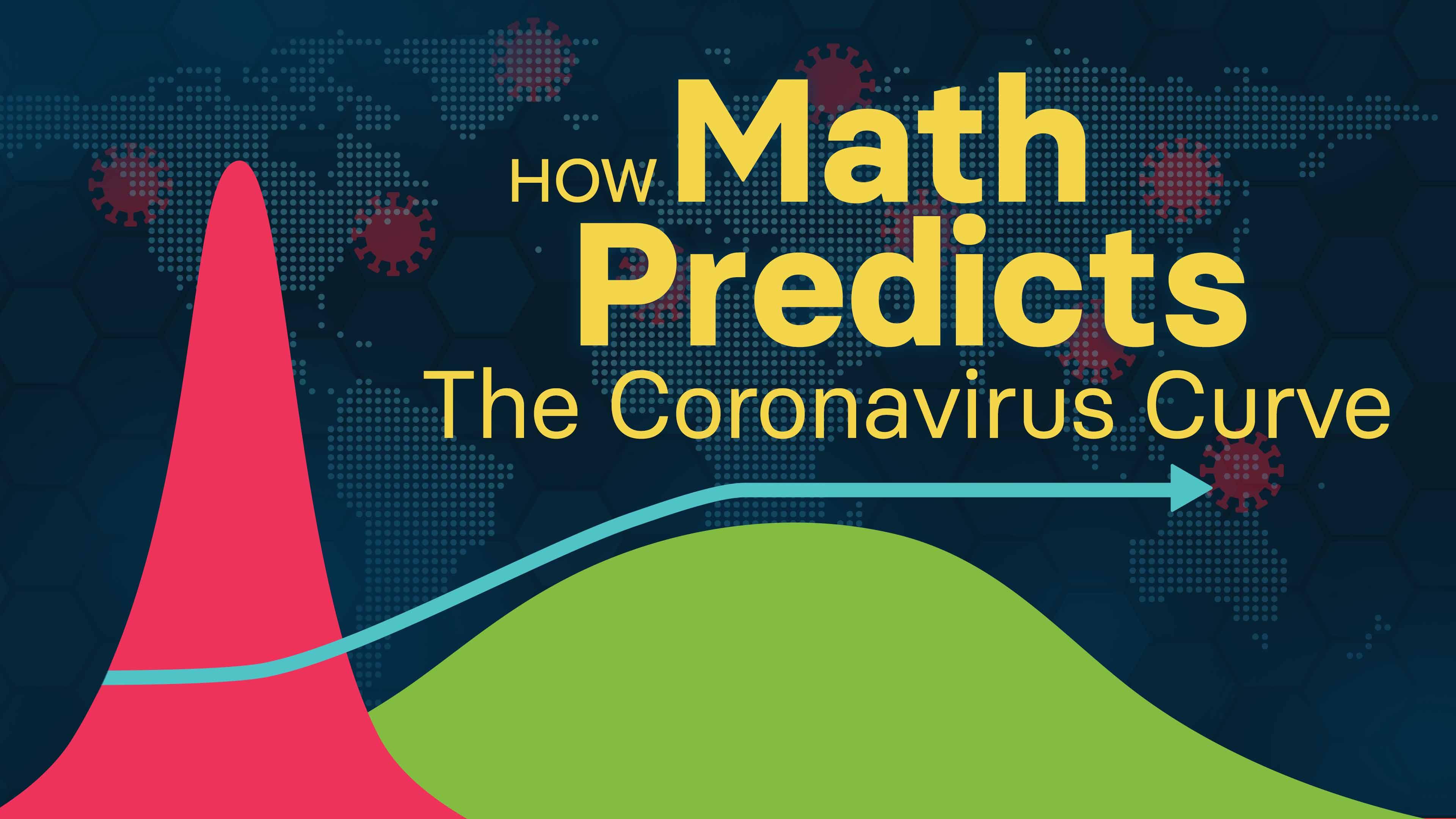 How Math Predicts the Coronavirus Curve
