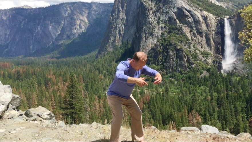Qi Gong for the Upper Back and Neck