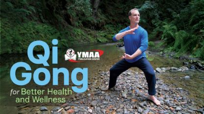 Qi Gong for Better Health and Wellness