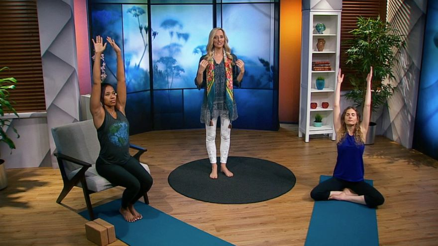 Practice 4: Relaxing Yoga for Self-Care