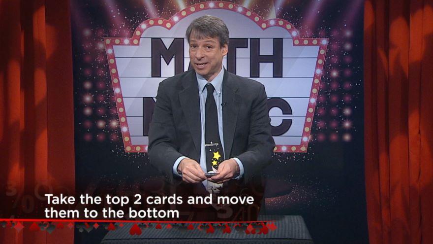 Mathematical Card Tricks