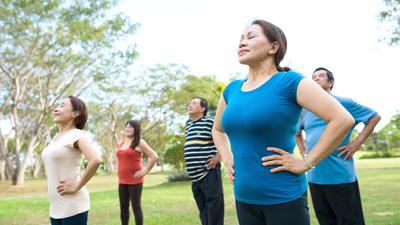 iRest Practice: Breath Sensing