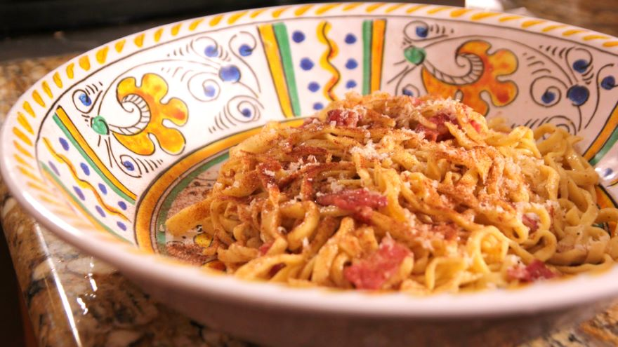 Renaissance Italy's Sweets and Pasta