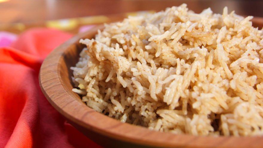 Vegetarian India: Jackfruit and Rice