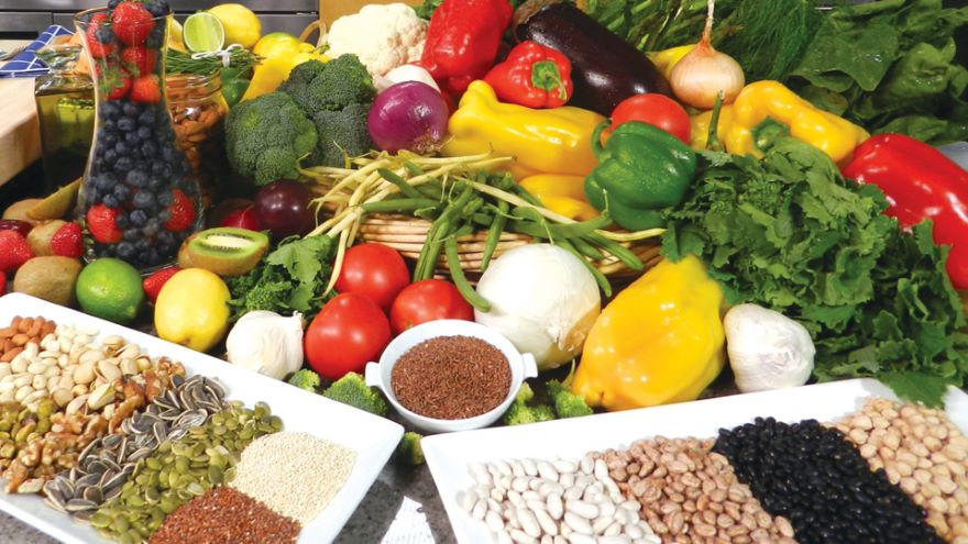 Powerful Micronutrients-Cooking with Color