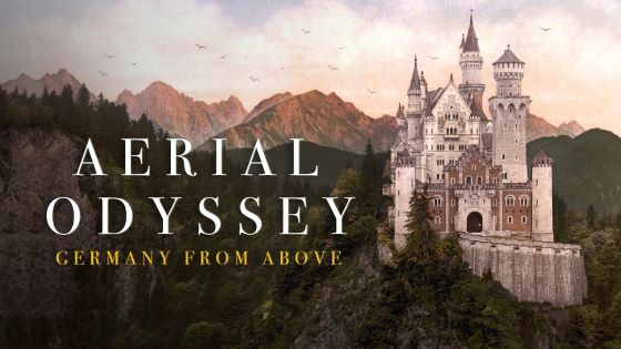 Aerial Odyssey: Germany from Above