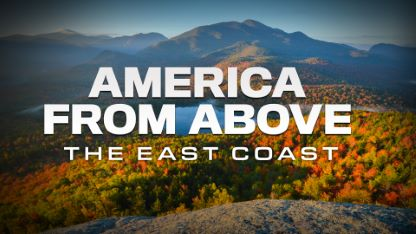 America From Above - The East Coast