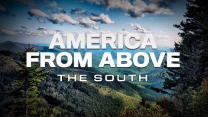 America From Above - The South