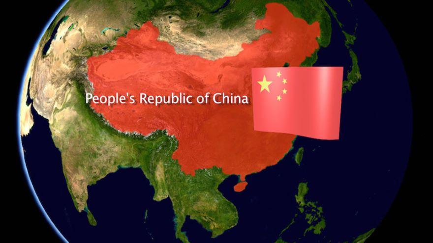 China vs. USA: Empires at War