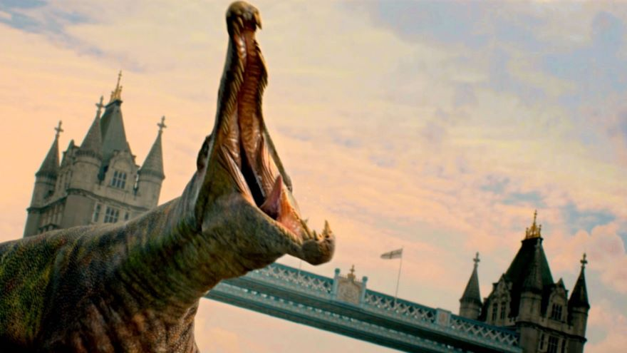 Dinosaurs on England's Shores