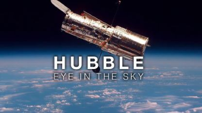 Hubble Eye in the Sky
