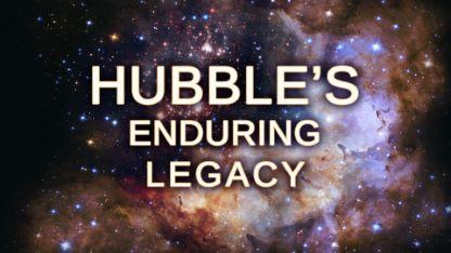 Hubble's Enduring Legacy