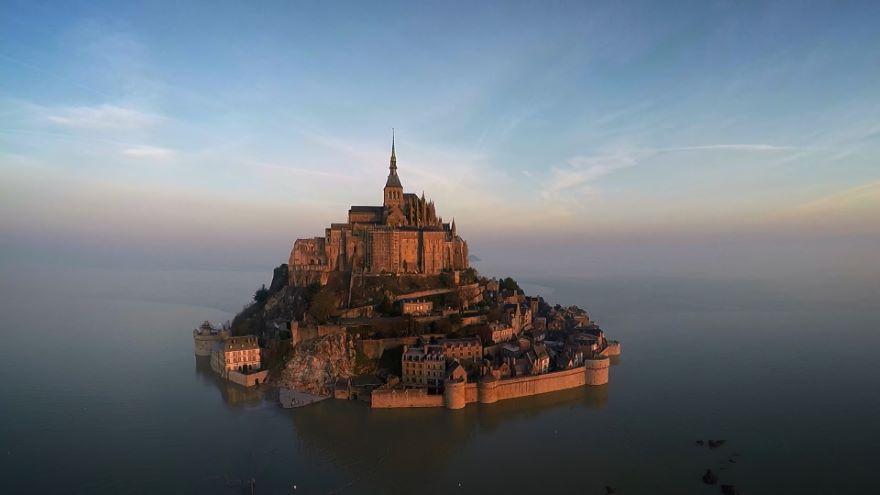 Mont-Saint-Michel: Resistance through the Ages