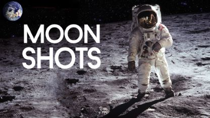Moon Shots: Inside the Lost Apollo Archives