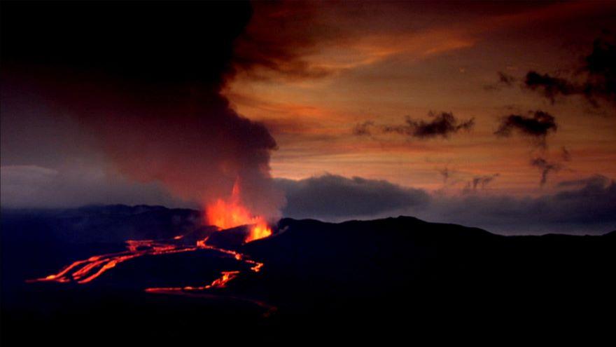 Earth's Heart of Fire