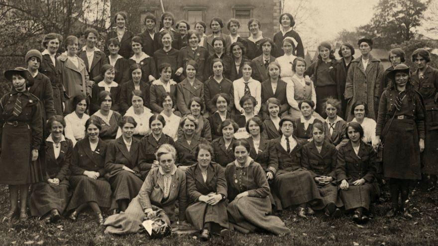 Seven Women: The Irish Suffragettes
