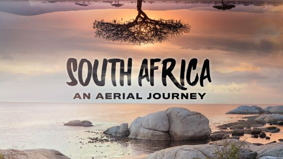 South Africa: An Aerial Journey