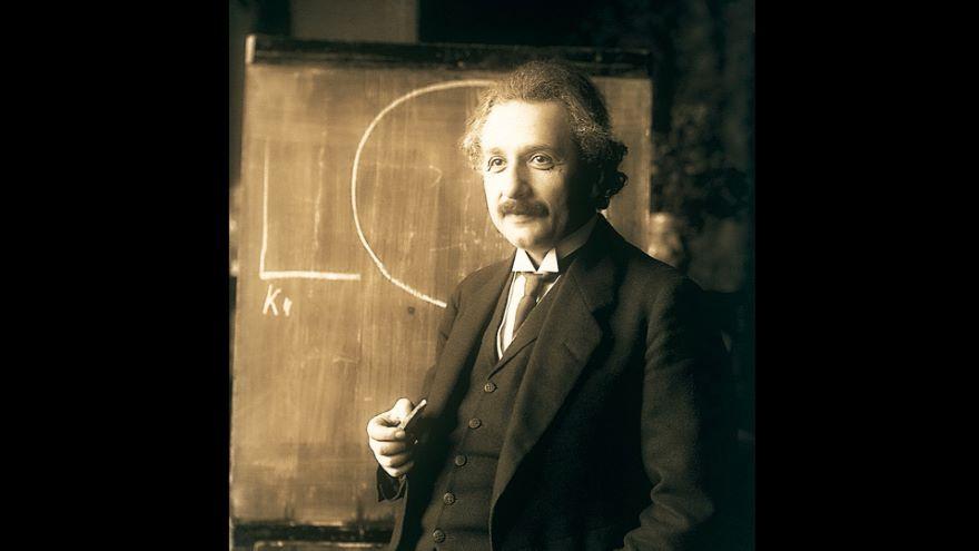 Proving Einstein