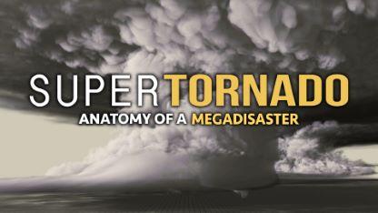 SuperTornado: Anatomy of a Mega Disaster