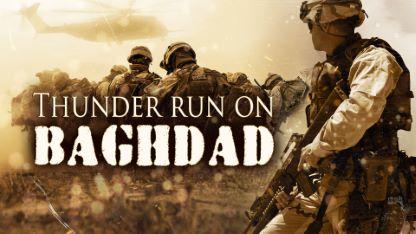 Thunder Run on Baghdad