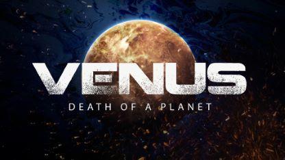Venus Death of a Planet