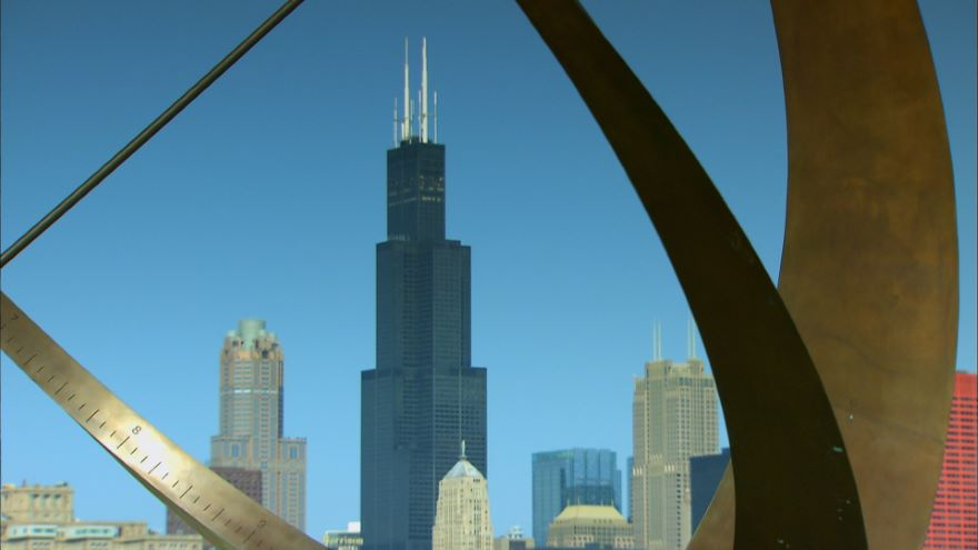 The Sears Tower, Chicago